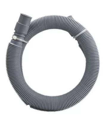 tuyau de vidange extensible 0 60m a 2m o19 22 mm pour machine a laver