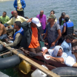Officials block help to Cuban migrants