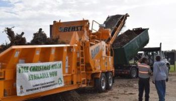 Feed the 'Beast' for free mulch, says DEH - Cayman Islands