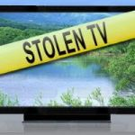 Cops urge public to watch out for stolen TVs
