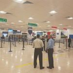 Customs opens red-green channels at airport
