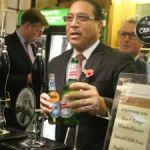 Premier plies UK MPs with free beer
