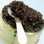 Passenger fined over import of illegal caviar