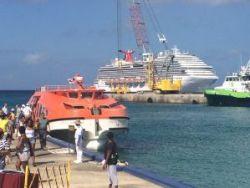 Cayman cruise, Cayman News Service