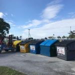 DEH increases recycle containers for holidays