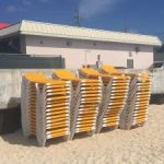 DCI investigates pop-up beach rental