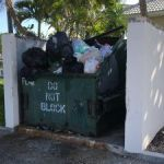 DEH falls behind on commercial rubbish collection