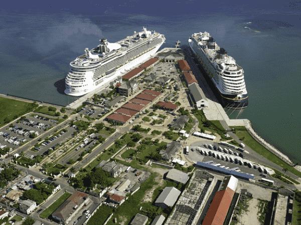 Piers fail to stop Jam's cruise decline - Cayman Islands