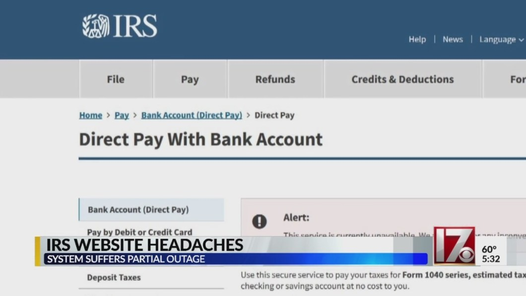 How To Pay Irs Online With Credit Card Billingss