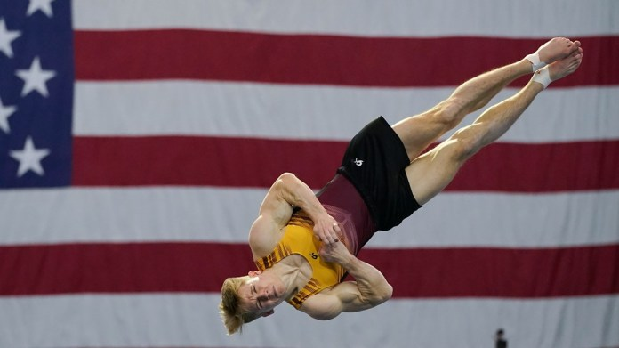 Roster: Three-quarters of US Olympians have college ties