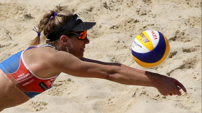 New generation of US Olympic beach volleyball with Walsh Jennings out