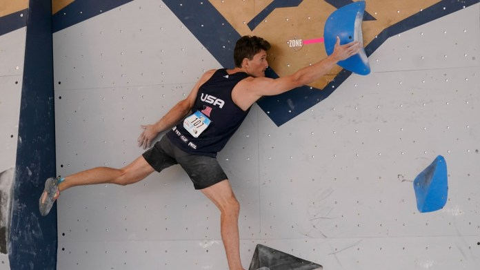 Climbing to make its Olympic debut at Tokyo Games