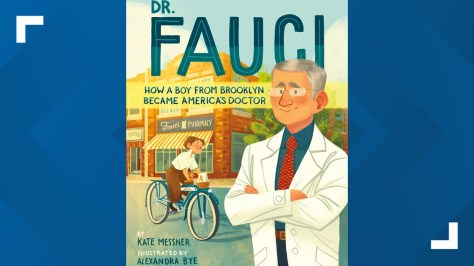 Children's picture book on Dr. Anthony Fauci set for June release