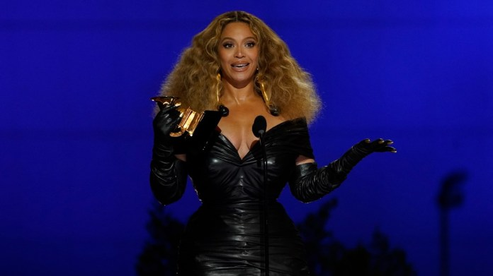 Who run the Grammys? Beyoncé sets new record for women with 28th win