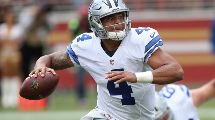 What is the next NFL quarterback domino to fall this offseason?