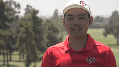 San Diego State golfer wins Mountain West tournament and is named to Arnold Palmer Cup team