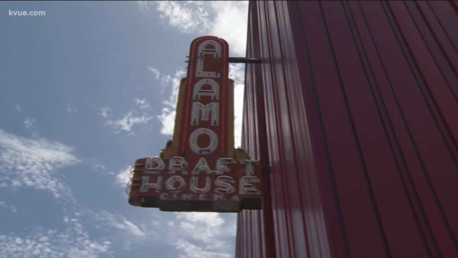 Alamo Drafthouse Gives Teachers Free Admission Throughout