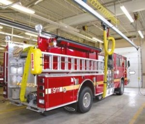 exhaust source capture systems protect