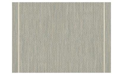tapis outdoor prismes motif losanges