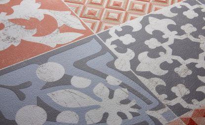 sol vinyle texline carreau ciment