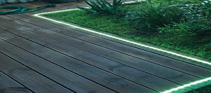 Ruban LED Extrieur Deco Lumineuse