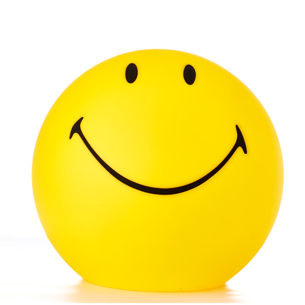 Lampe Smiley Mr Maria