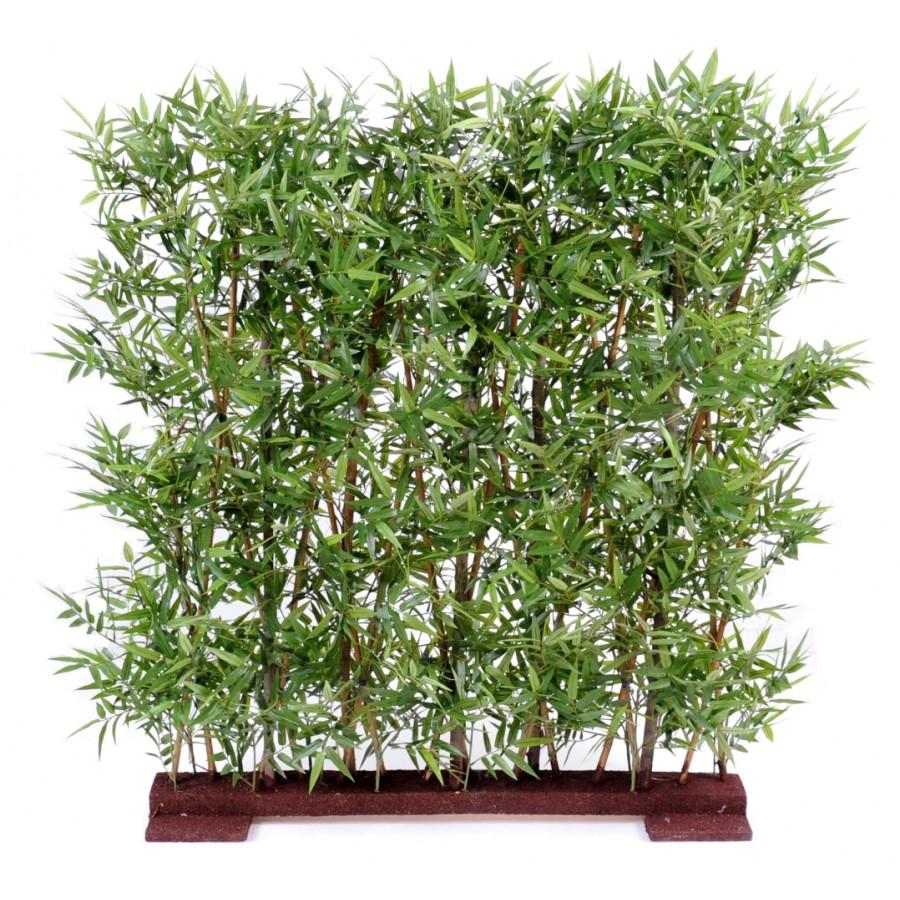 Cloison Vgtale Mobile Haie De Bambou Pour Bureau