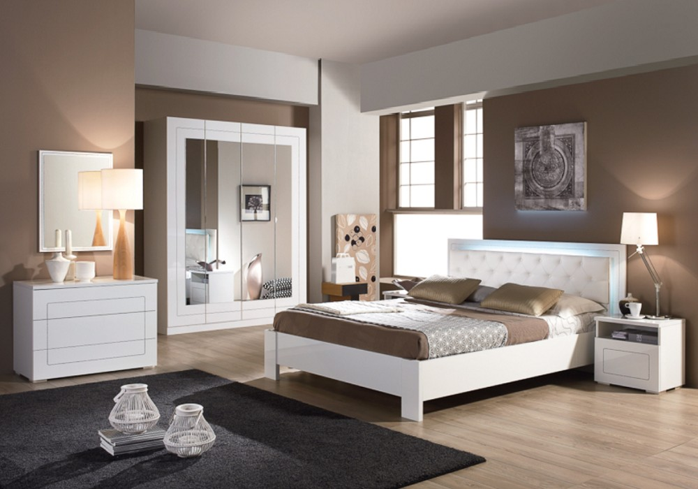 blanc alaska design moderne chic