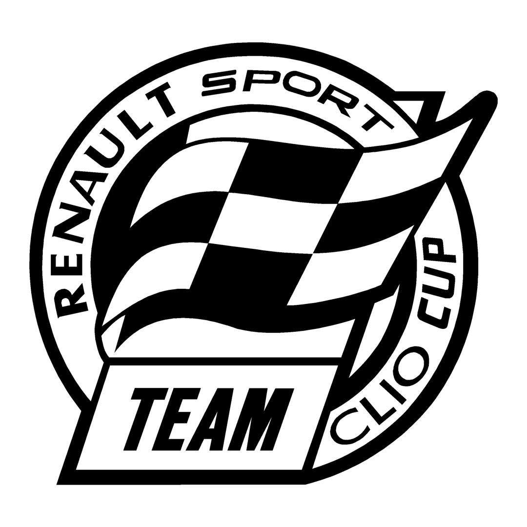 Sticker Renault Sport Ref 95