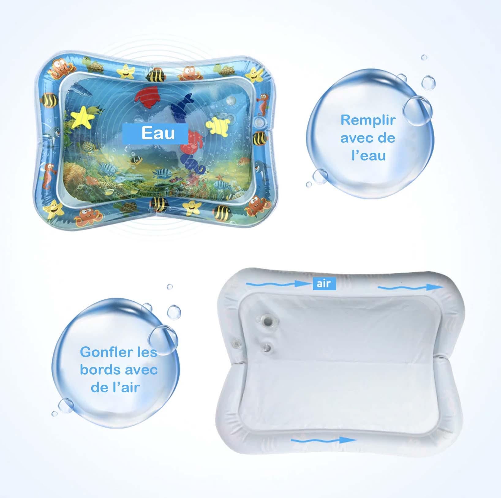 jouet d eveil tapis d eau pour bebe