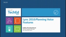 Lync 2010: Planning Voice Features