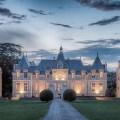 découvrir le chateau de messey au crépuscule chateau de princesse