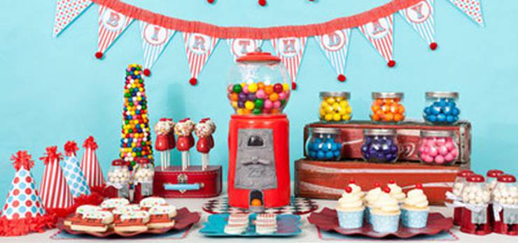 Bday Decoration Ideas At Home