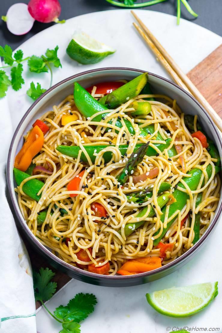 Chinese Vegetable Stir Fry