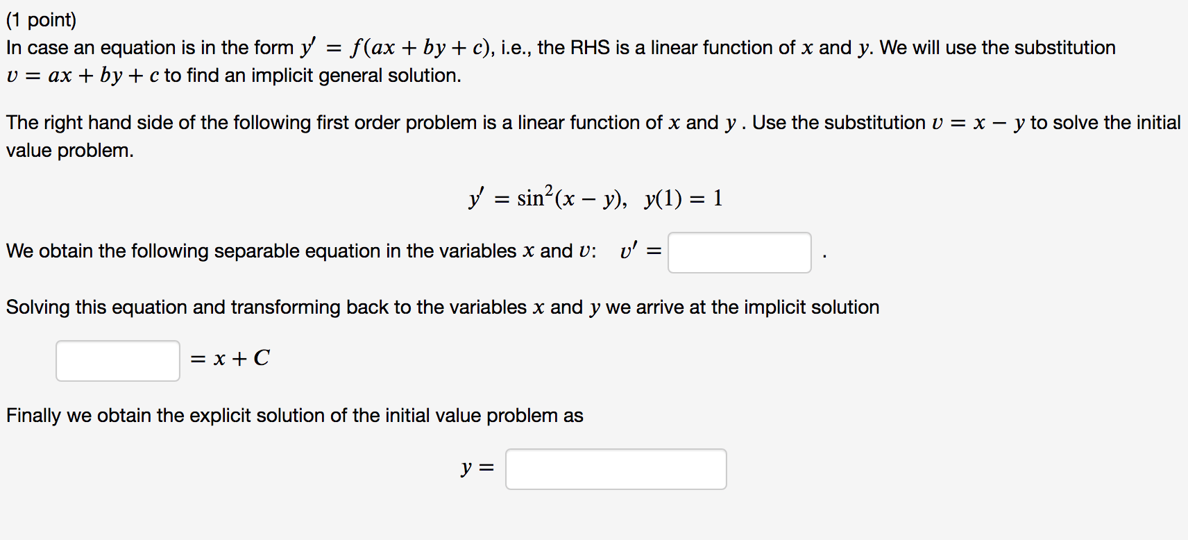 General Form Of Linear Equations In Two Variables X And Y