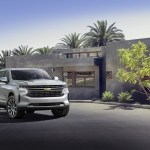 Chevrolet Introduces All New 2021 Tahoe And Suburban