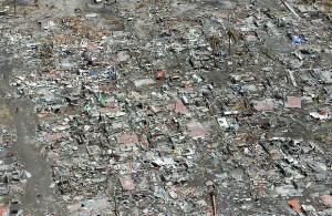 塔克洛班被摧毁的房屋