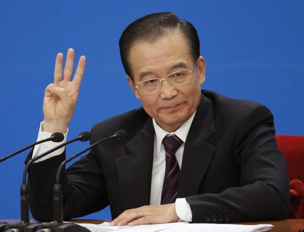 Wen Jiabao again in the spotlight