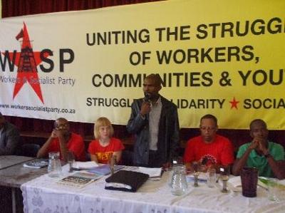 工人社會主義黨(WASP)