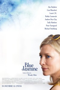 Poster for 2014 Oscars hopeful Blue Jasmine