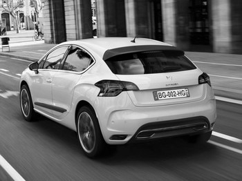 Citro 235 N Ds4 Breaks Free To Become Ds 4 Citro 235 N Uk