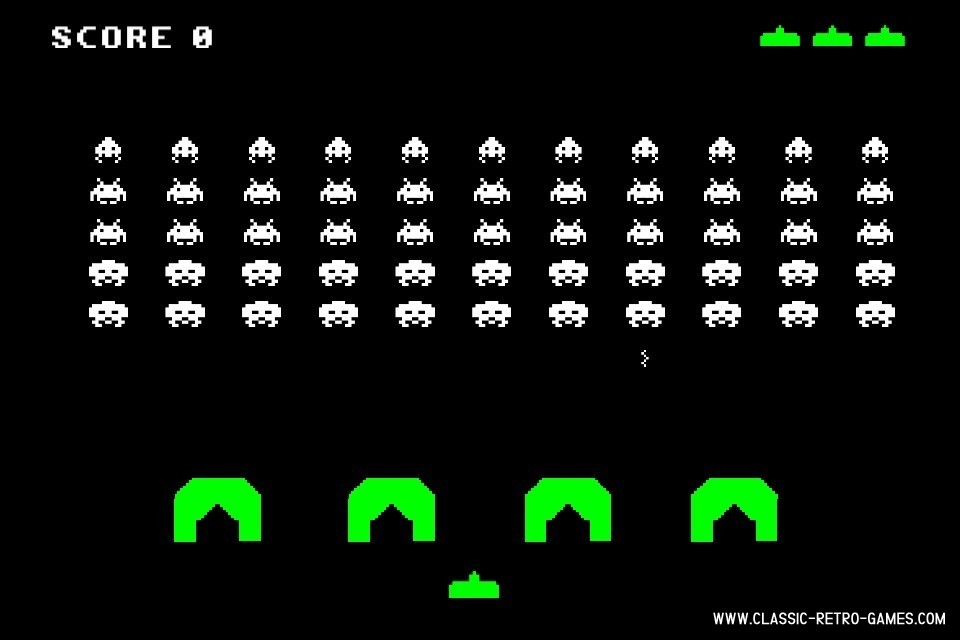 Download Space Invaders 1978 & Play Free