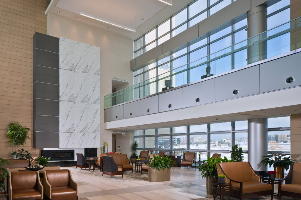University Hospitals Ahuja Medical Center In Beachwood