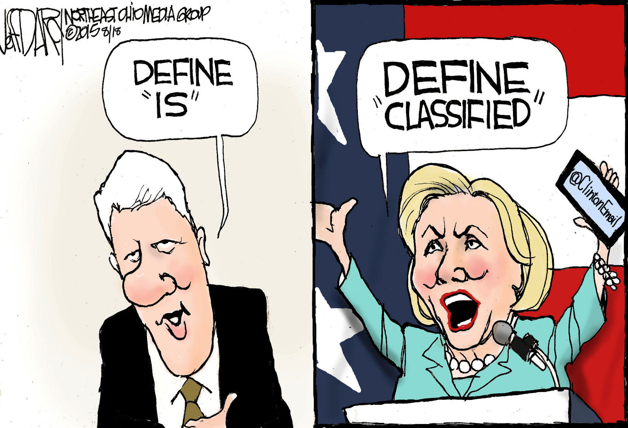 Image result for The Flawed Candidate Hillary Clinton