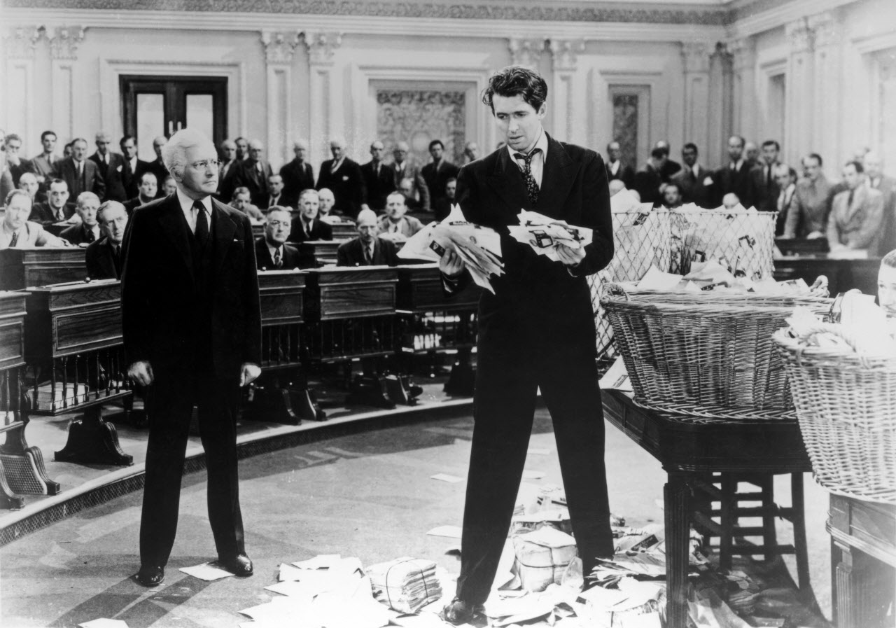 Image result for mr. smith goes to washington
