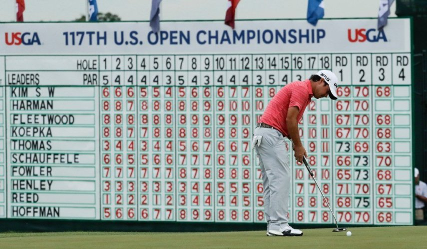 U S  Open 2017  live leaderboard  tee times  live streaming  TV     U S  Open 2017  live leaderboard  tee times  live streaming  TV schedule  for 4th round   cleveland com