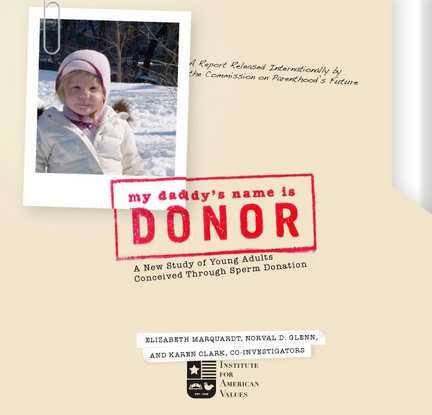 Resultado de imagen de donor conceived