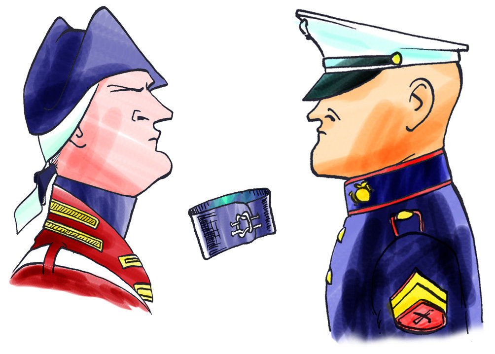 Marine Week Sketchbook A Look Inside Some History Terms