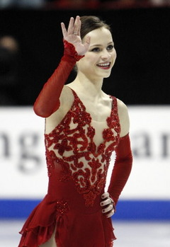 sasha cohen leotard malfunction