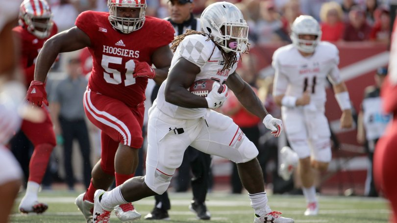 Image result for Maryland Terrapins vs. Indiana Hoosiers